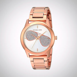 Michael Kors MK3673 Hartman Rose Gold Tone Ladies watch