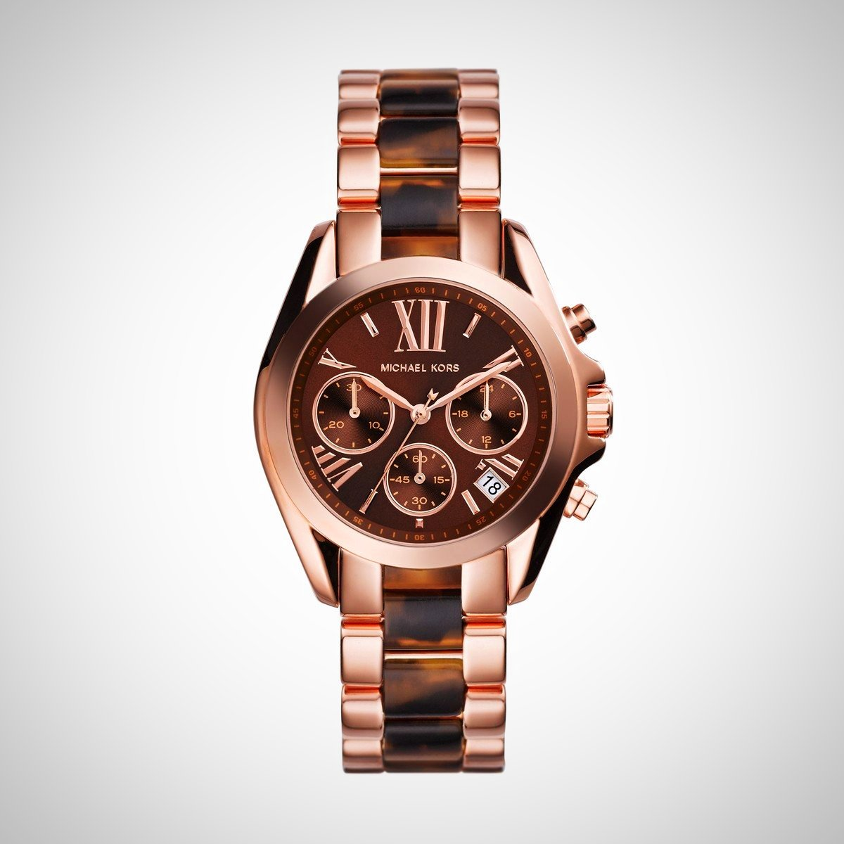 Michael Kors MK5944 Ladies Bradshaw Chronograph Watch