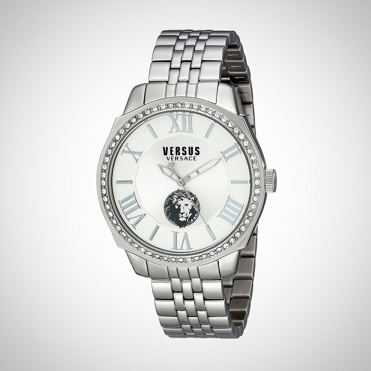 Versus by Versace  SOV030015 Men's Silver Quartz Watch