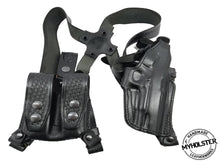 Shoulder Holster System with Double Mag Pouch for 1911 semi-autos
