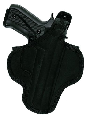 Nylon Thumb Break Pancake Belt Holster Fits GLOCK 17, Akar