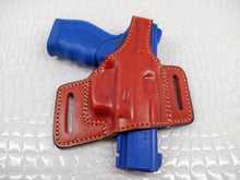 Thumb Break Belt Holster for Taurus PT 24/7 G2 Handgun , MyHolster