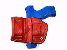 Load image into Gallery viewer, Belt Holster with Mag Pouch Leather Holster for Walther P99, MyHolster