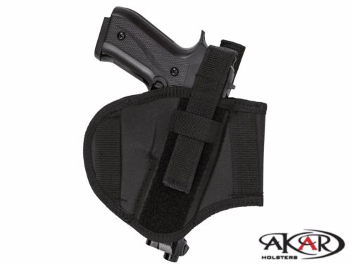 Ambidextrous Thumb Break Nylon Belt Holster for SIG SAUER P226,220,229,225, 228