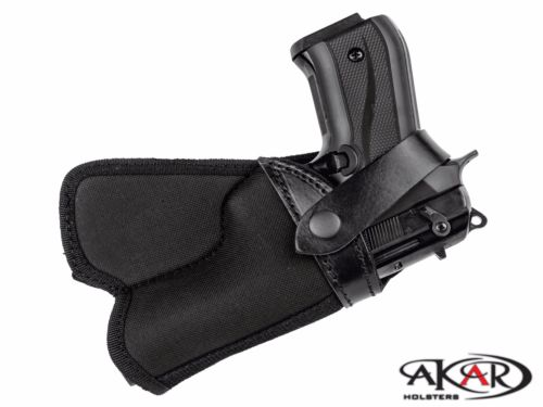 Springfield Armory - XD Small of The Back SOB OWB Nylon Holster W/ Thumb-Break
