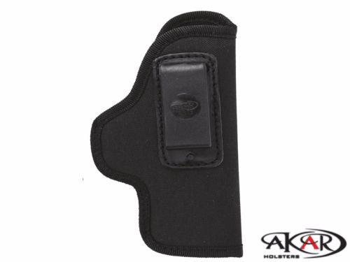 Right Hand Inside the Pants IWB Nylon Holster For Glock 17/19/21