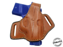 Sig Sauer P938 Right Hand OWB Thumb Break Leather Belt Holster - Options