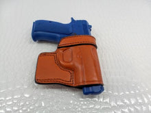 SARAC Belt Side Holster for CZ 75 COMPACT