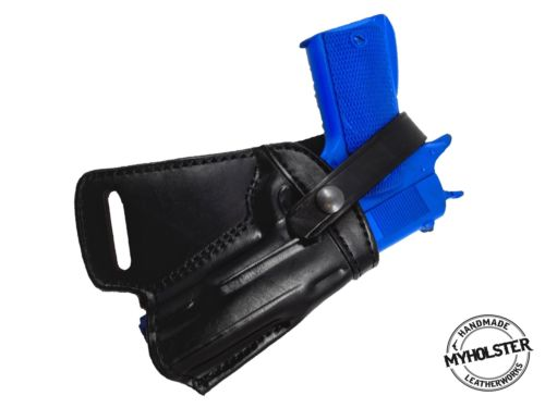 SOB Small Of the Back with Thumb Break Holster Fits Ruger 1911