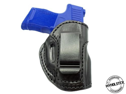 Springfield Hellcat IWB Inside the Waistband Right Hand Leather Holster