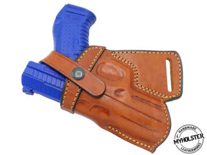 Walther P99 SOB Small Of the Back Holster - Pick your Color and Hand