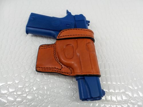 SARAC Belt Slide Holster for Colt 1911 COMMANDER 4