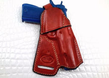 SOB Small Of Back Holster for Colt 1911 Commander Cocked and Locked 4""