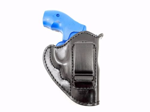 Taurus 856 IWB Inside the Waistband Right hand Leather Holster