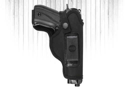 Left Hand Belt Slide and Inside the Pants IWB ITP LPH Holster for SCCY1 SCCY2