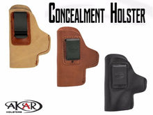 Colt M1911 IWB Inside Pants CCW Clip-On Left Hand Holster