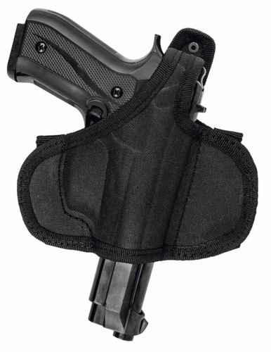 OWB Nylon Gun Holster with Thumb Break Fits GLOCK 19