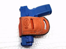 "Yaqui slide belt holster for Springfield Armory XD-45, 4"",MyHolster"
