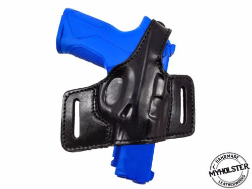 Beretta Px4 Storm Full Size .45 Right Hand Thumb Break Belt Leather Holster