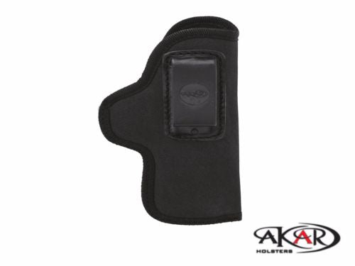 Ruger LCP IWB Concealed Carry Gun Cordura Nylon Holster