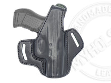 Load image into Gallery viewer, FN 509 Midsize OWB Thumb Break Leather Belt Holster
