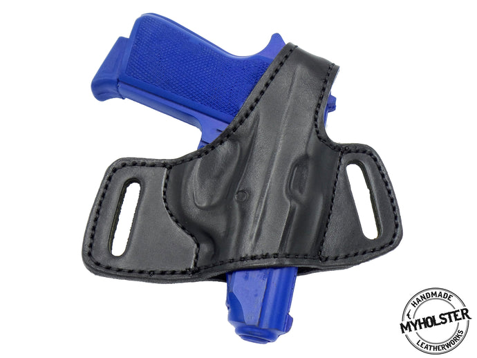 Walther PPK/S OWB Thumb Break Compact Style Right Hand Leather Holster