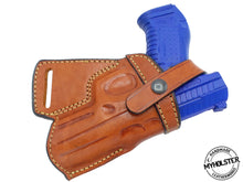 Sig Sauer P226  SOB Small Of the Back Leather Holster