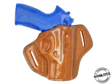 Smith & Wesson M2.0 COMPACT  OWB Open Top Belt Right Hand Leather Holster