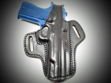 Black Pancake Belt Holster for COLT 1911