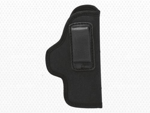 Akar, Universal Black Nylon IWB/ITP with Strong Steel Clip Holster