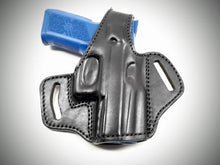 MyHolster Black Pancake Belt Holster for CZ75 P-07