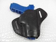 GAZELLA -  Pancake Belt (Open Top) Holster for GLOCK 26/27/33