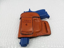 SARAC Yaqui Slide Belt Holster for Colt Commander 45