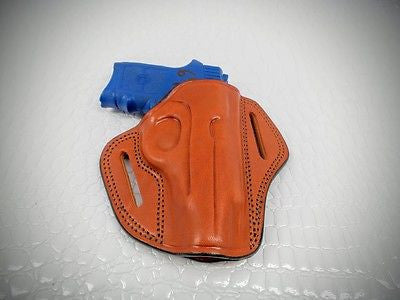 GAZELLE Open Top Two Slot Holster For Walther 7.65