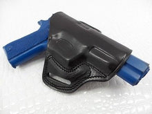 Load image into Gallery viewer, GAZELLE Pancake Open TOP black HOLSTER FOR Walther P99