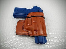 Belt Slide Leather Holster FOR BERETTA  COUGAR