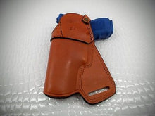 Gazelle SOB LEATHER  holster for GLOCK 17/22/31