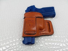 Load image into Gallery viewer, Belt Slide Leather Holster FOR BERETTA  COUGAR
