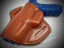 GAZELLE RIGHT HANDED Open Top Belt Holster FOR GLOCK 17/22/31