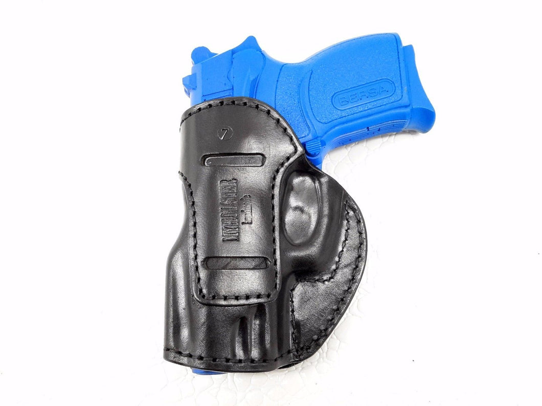 Ruger SR9c Leather IWB Inside the Waistband holster