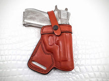 Gazelle - SOB Leather Holster for HK P2000 MAG.