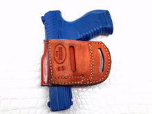 Load image into Gallery viewer, Yaqui slide belt holster for EAA SAR K2P 9mm , MyHolster