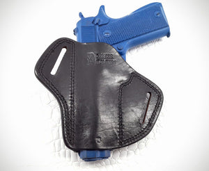 GAZELLE ~ Open Top Belt Holster for COLT1911 -CHOOSE YOUR COLOR-