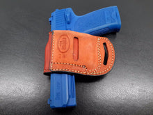 Yaqui slide belt  holster for Colt M1911 pistol , MyHolster