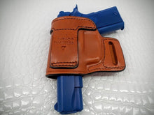 GAZELLE- Yaqui Slide Holster for BERSA THUNDER 45, Leather, RH