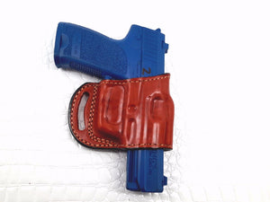 Yaqui slide belt holster for Heckler & Koch USP 9mm , MyHolster