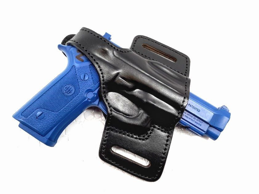 Beretta Vertec OWB Quick Draw Right Hand Thumb Break Belt Holster