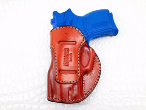 GLOCK 43 Leather IWB Inside the Waistband holster - Options Available