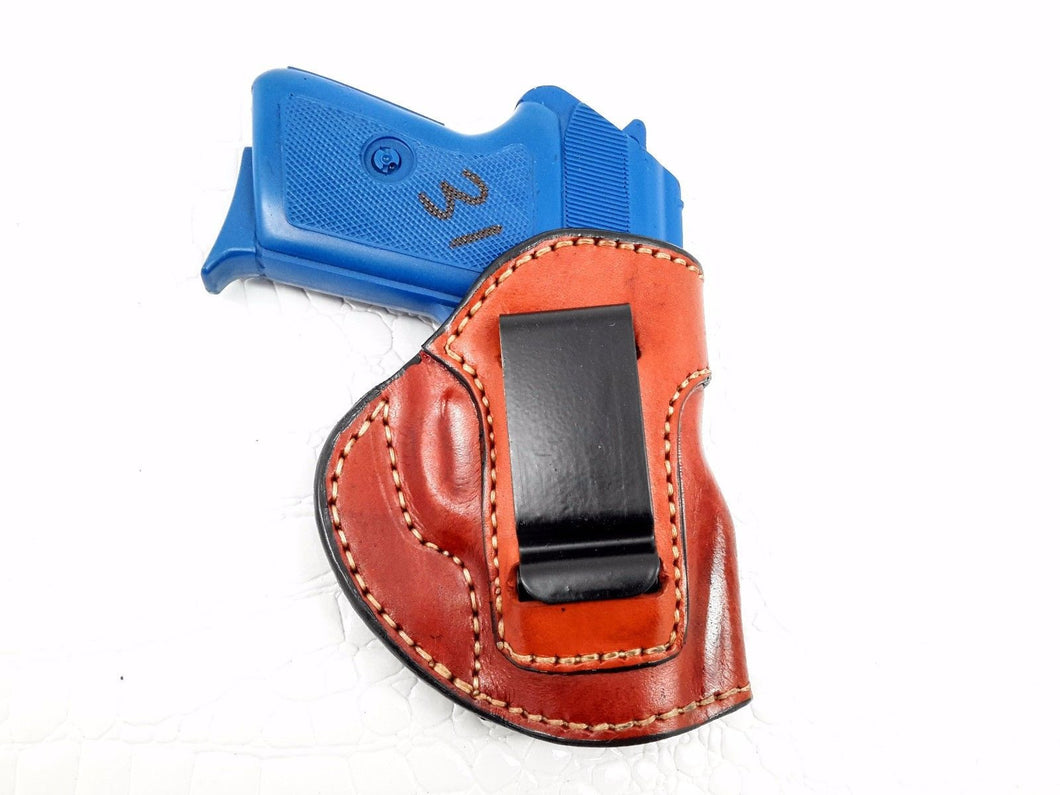 Makarov PM 9x18mm IWB Inside the Waistband Leather Right Hand Holster