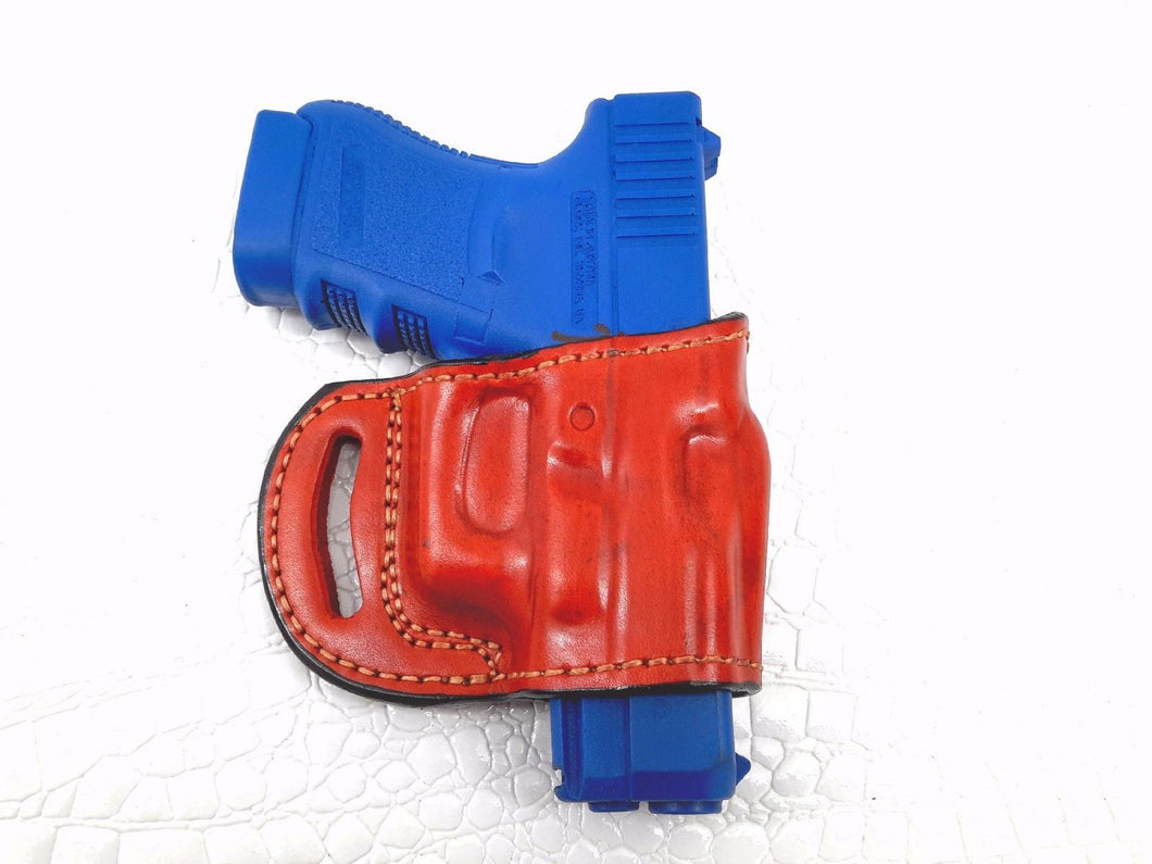Yaqui slide belt holster for Glock 36 , MyHolster